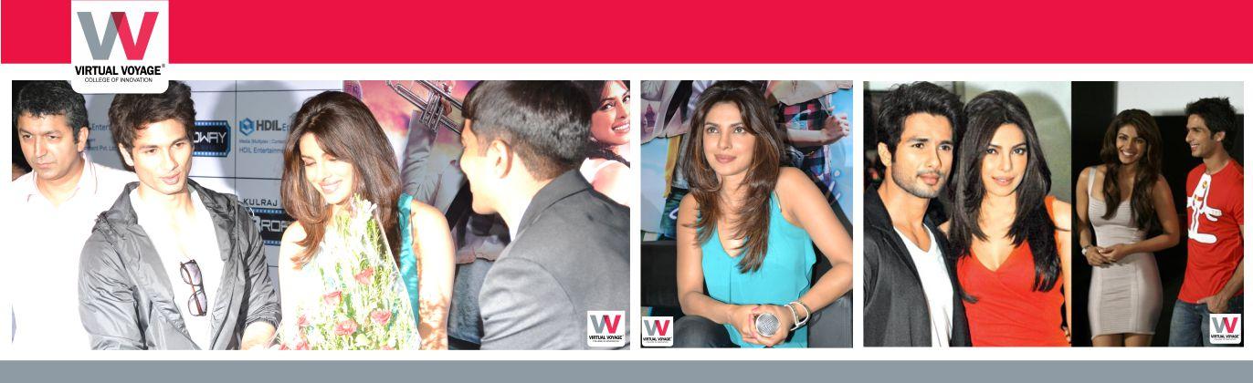 Shahid Ji Kapoor & Priyanka Ji Chopra