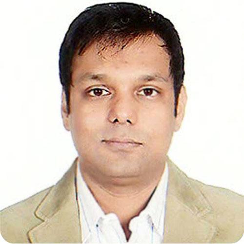 Mr. Ashish Lunkad