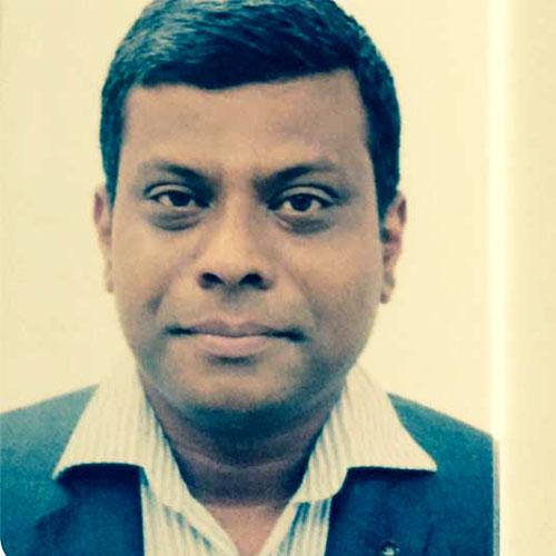 Mr. Prashant Charpe
