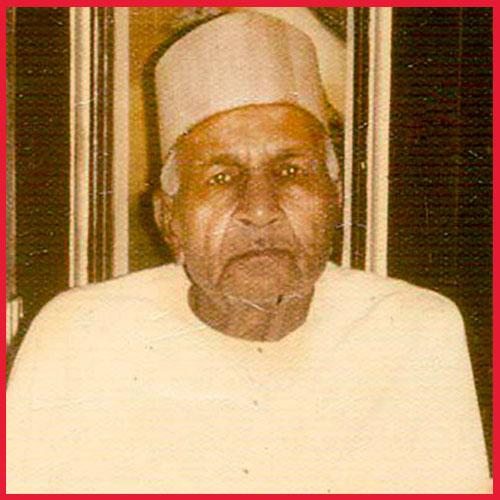 Late Seth Shri Jadavchand Ji Chhajed
