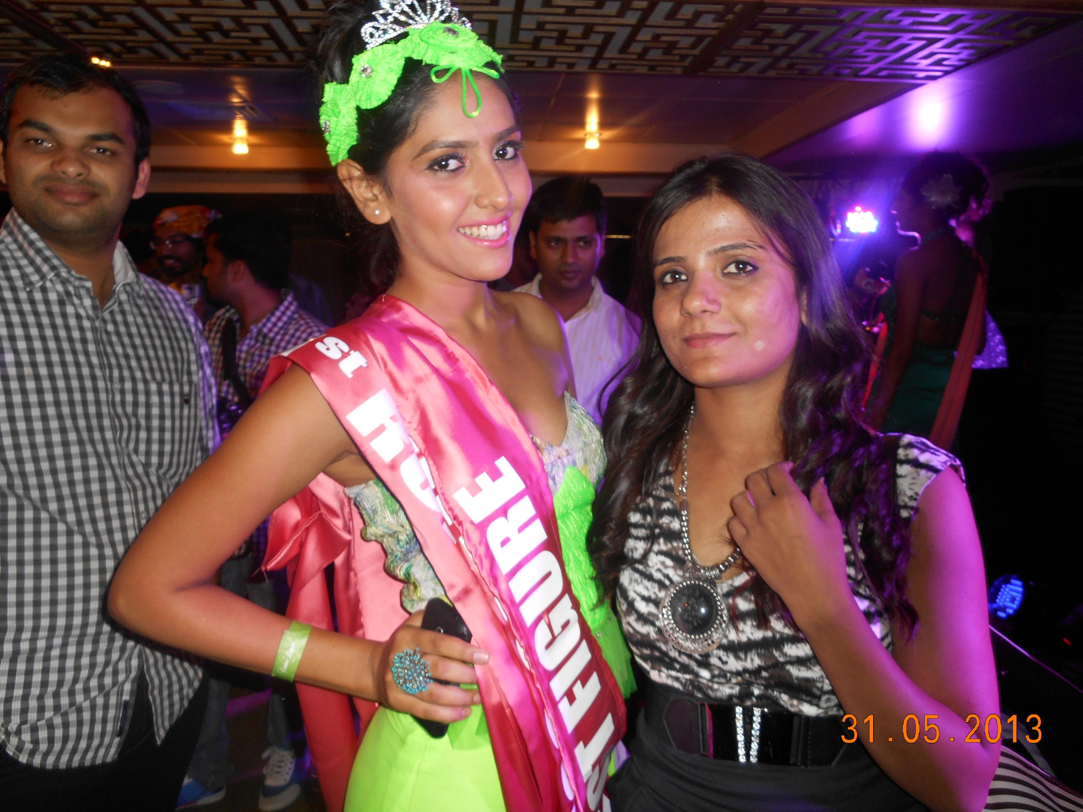 Miss Summer Tulip Goa 2013