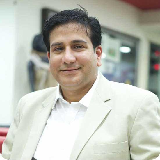 Mr. Abhay Kumar Jain