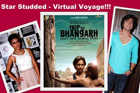 Trip To Bhangargadh Movie Promotion