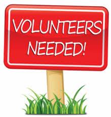 Need Volunteers