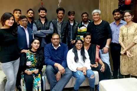 Divisha Agrawal's Farewell Party