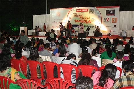 Biggest Musical Tambola In Indore