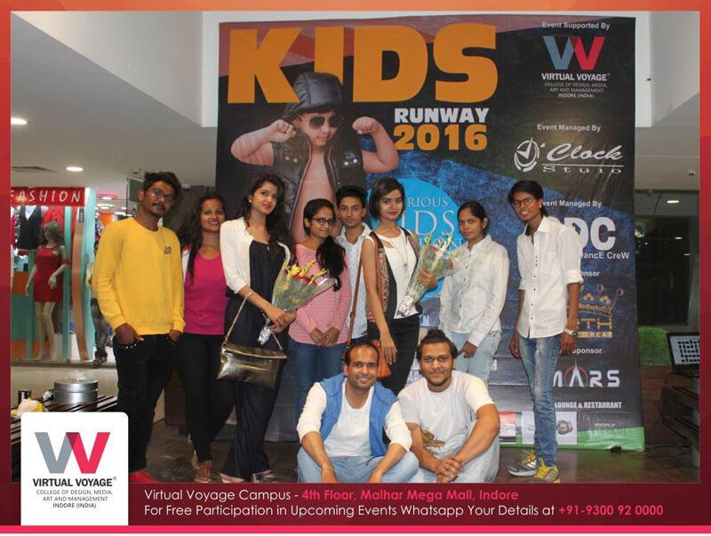 Kids Runway Fashion Show