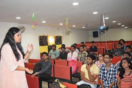 PD Session by Shikha Jain