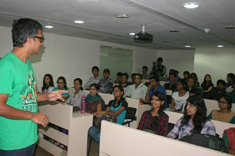 Seminar on Career in Animation