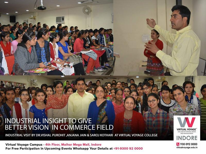 Career Seminar by Dr. Vishal Purohit