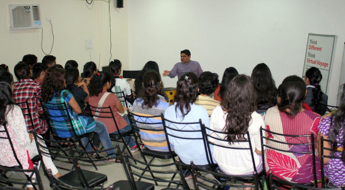 Seminar by Umang Hutheesing