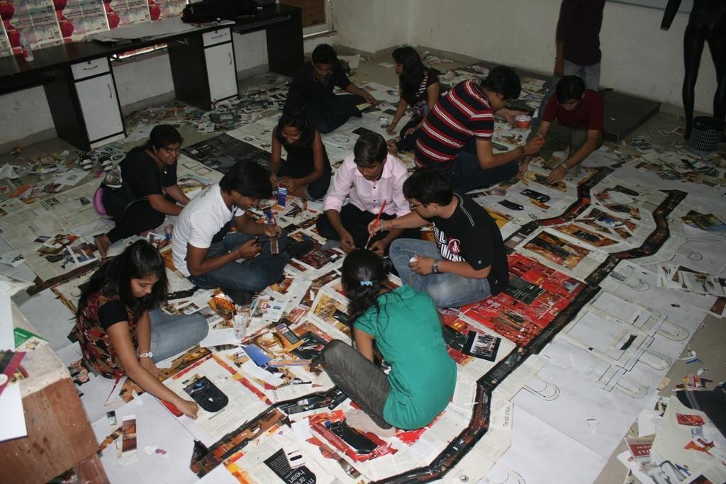 Indori Diwas Art Exhibition