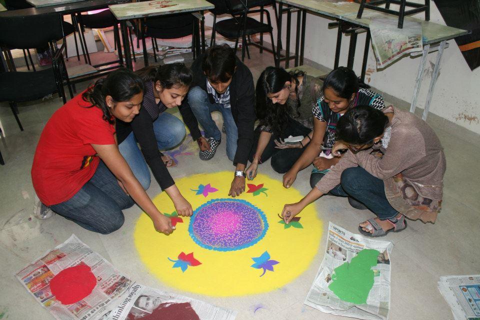 Rangoli Workshop