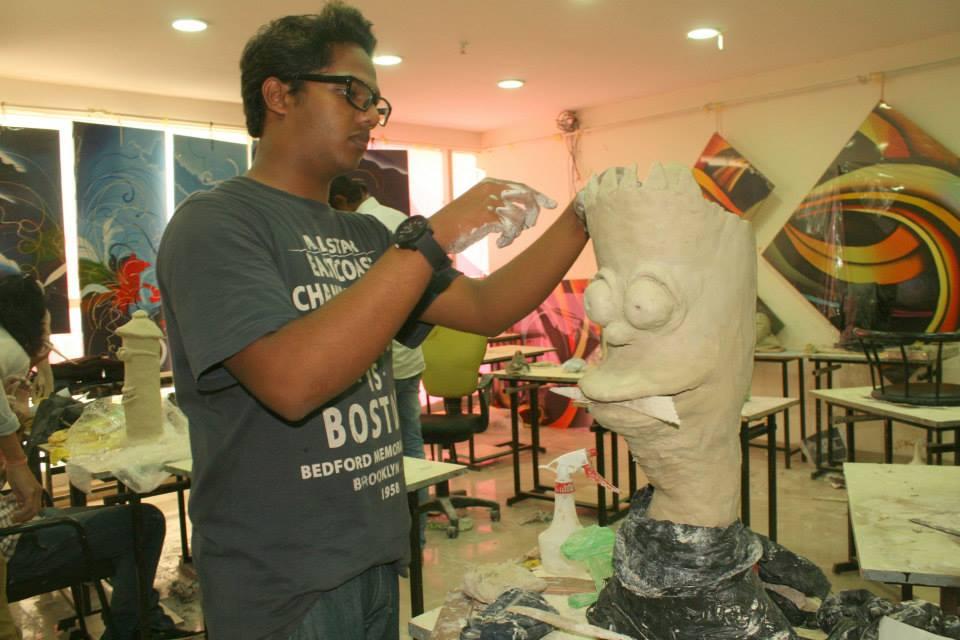 Sculpture Making Session