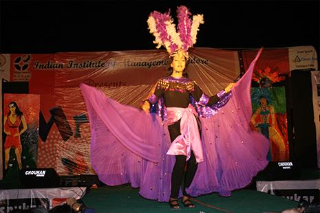 IIIM Indore Fashion Show
