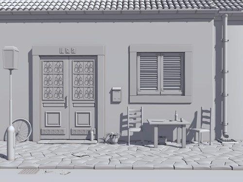 3D Modeling in Maya