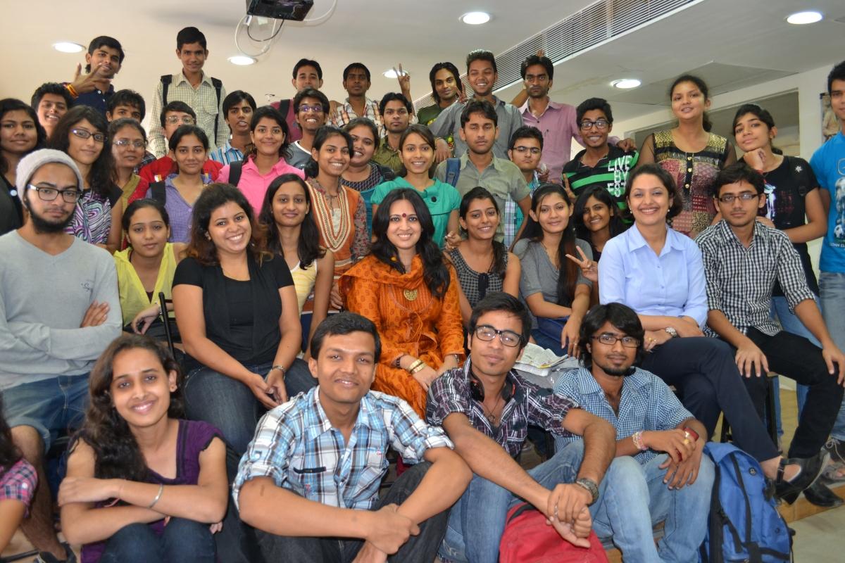 Session by Ms. Mishti Thapar