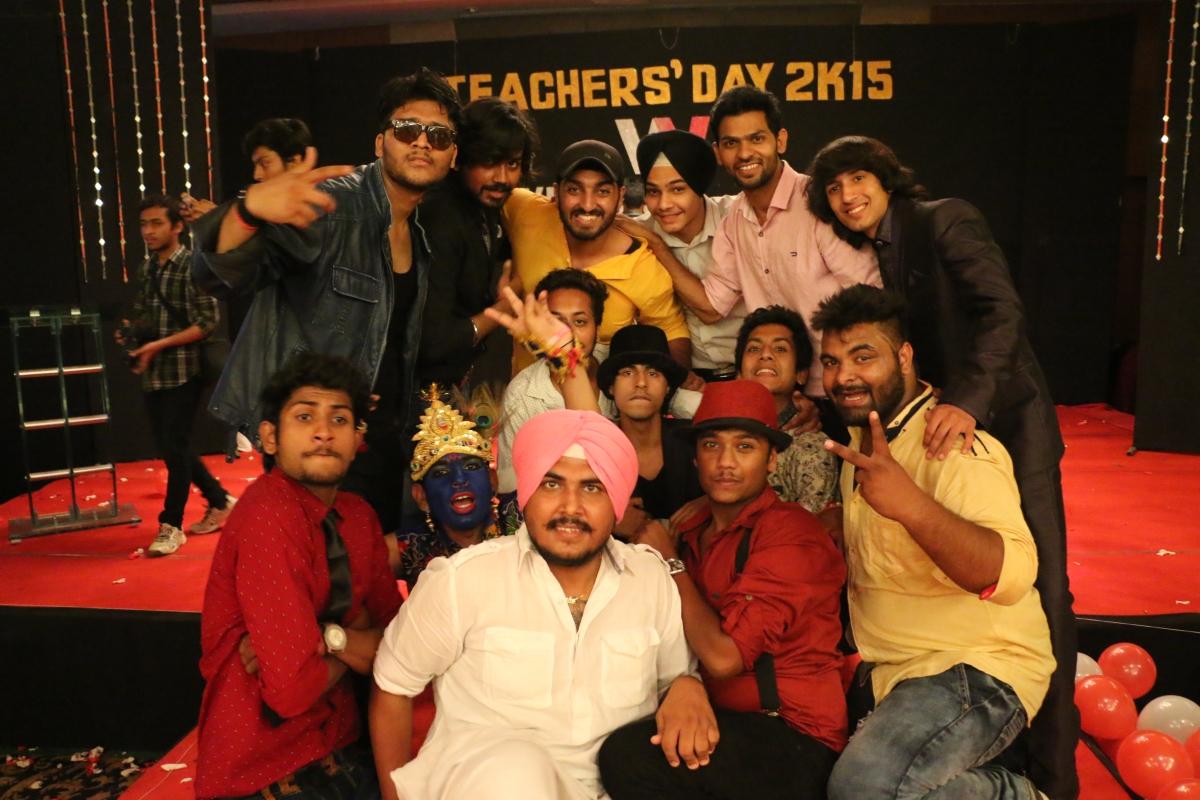 Teachers' Day 2015