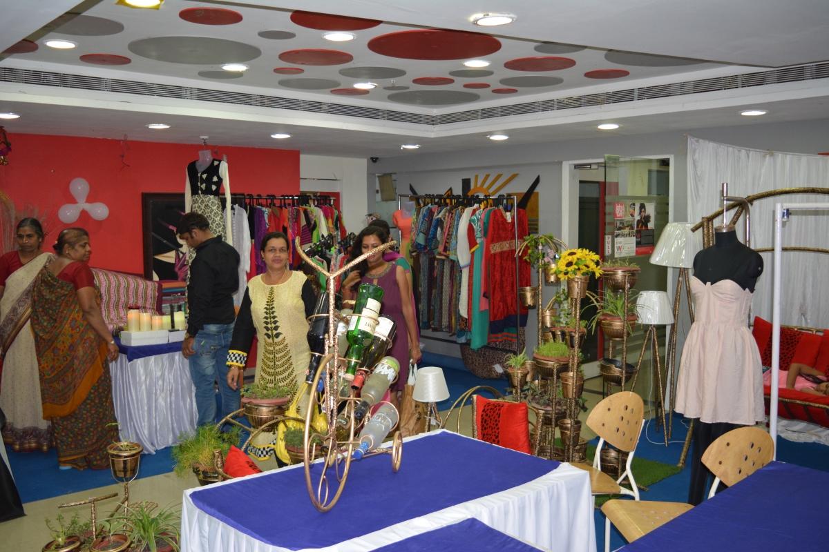 Groovyrage Interior Exhibition
