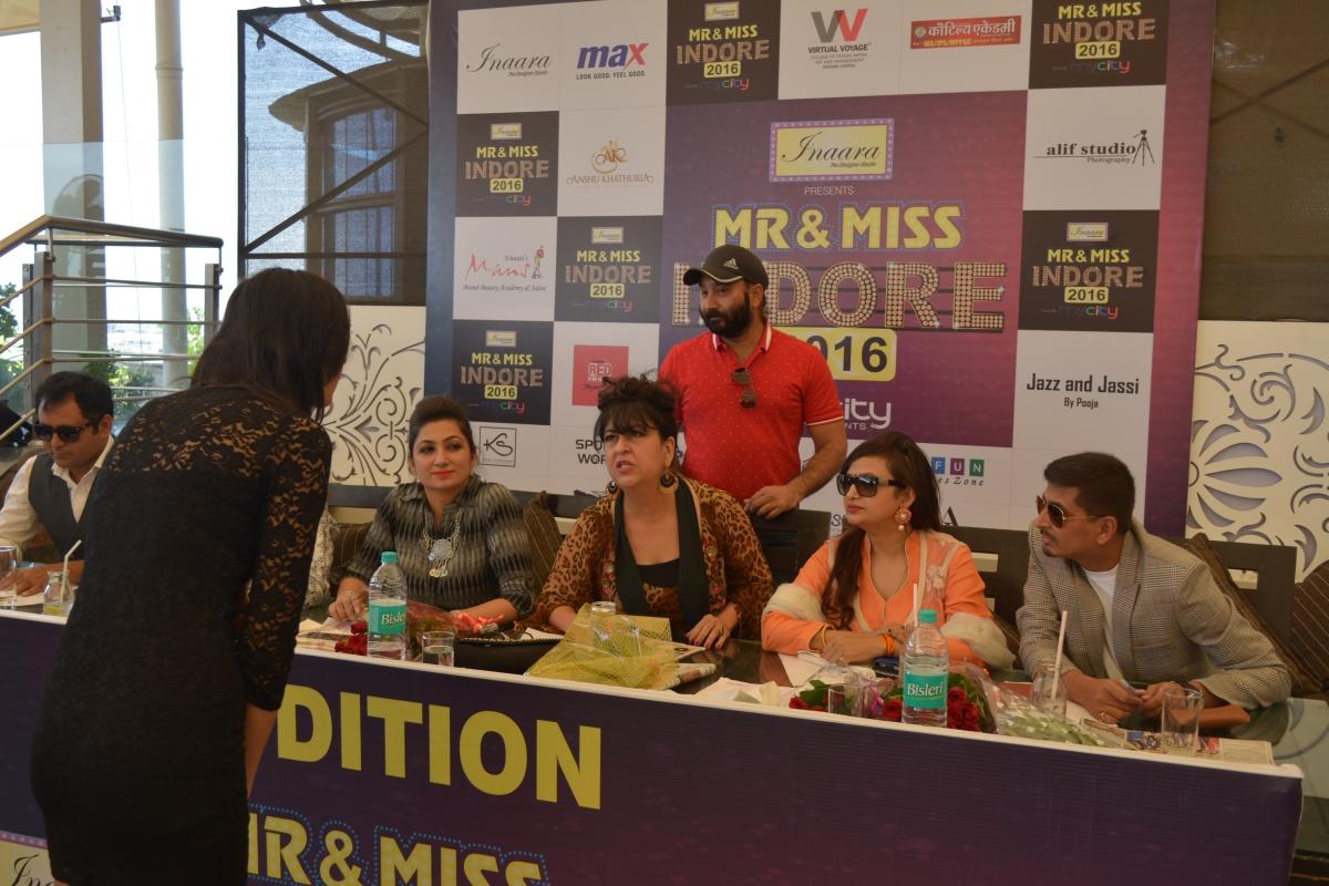 Mr & Miss Indore