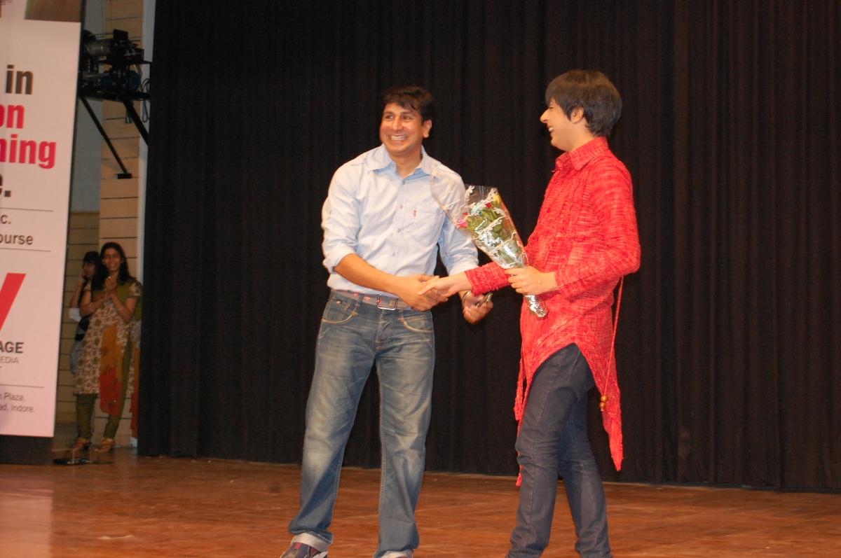 Seminar by Rohit Verma