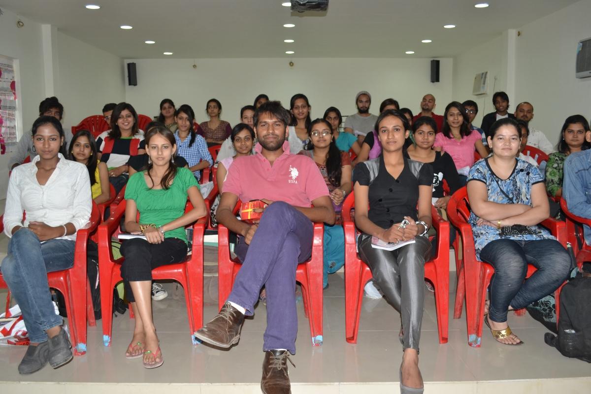 Seminar by Mr. Ashish Naidu