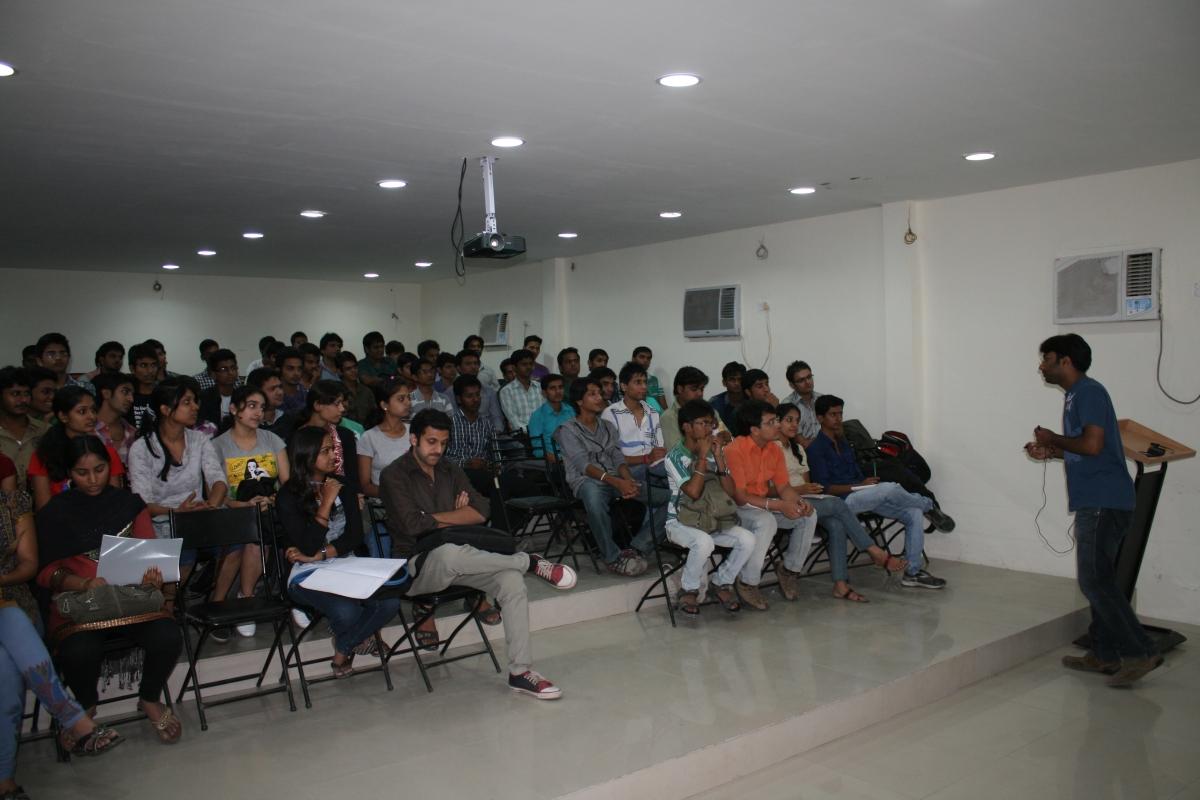 Seminar by Mr. Shailesh