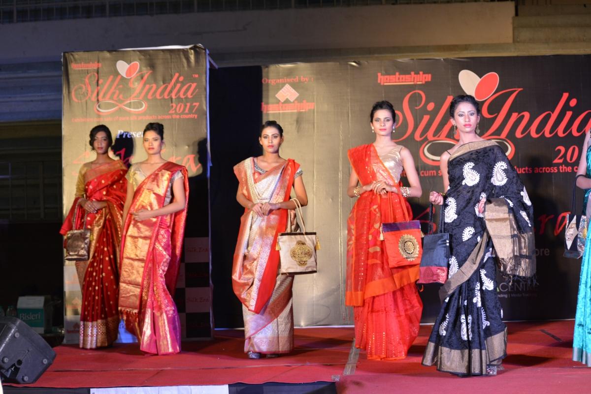 Silk India Event