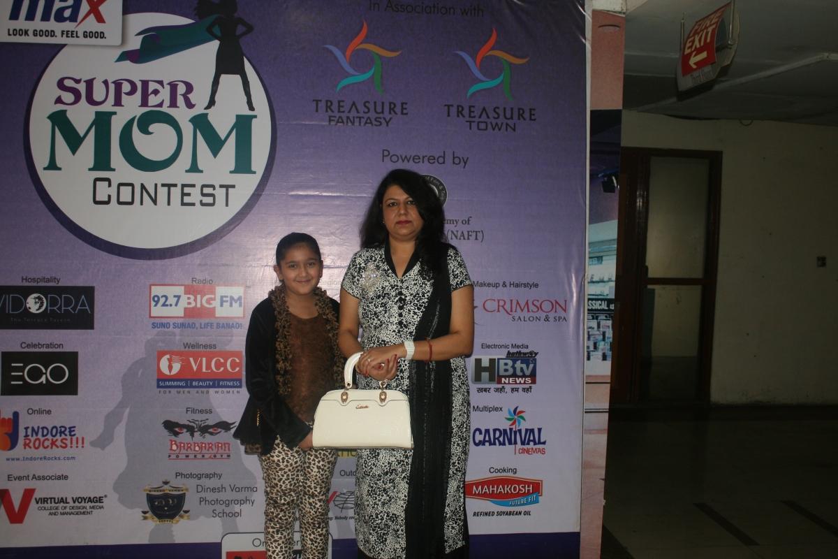 Super Mom Contest