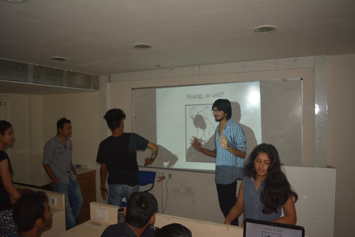 Workshop by RJ Navneet