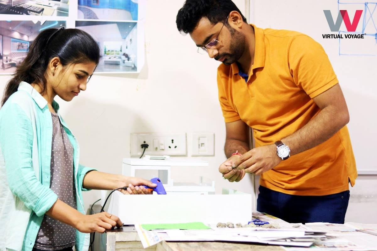 Workshop by Mr. Kanha Ram Siyol
