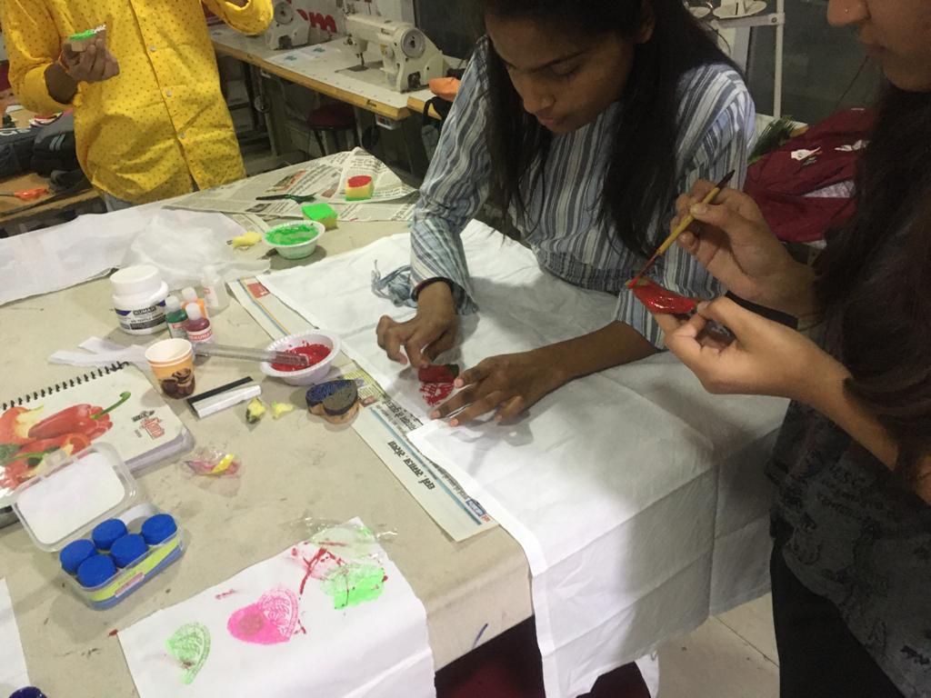 Workshop By Ms. Bhumika Deshpande